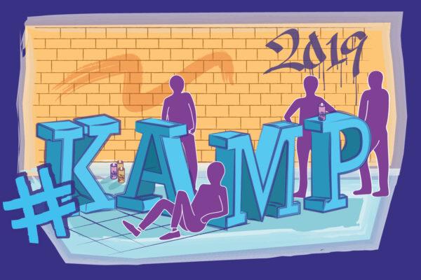 Konverents #KAMP 2019