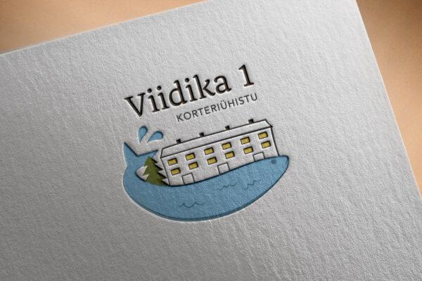 Logo Viidika 1 KÜ