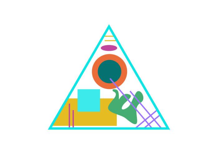 Erinevate kujundite tähendused logo disanis