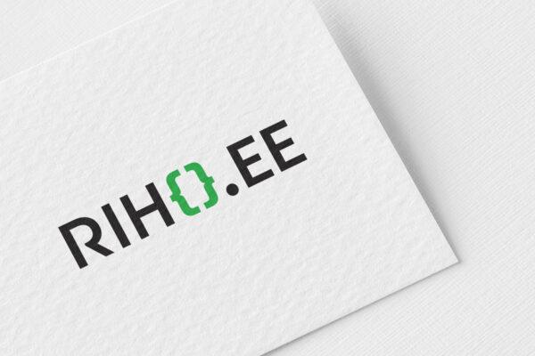RIHO.EE logo